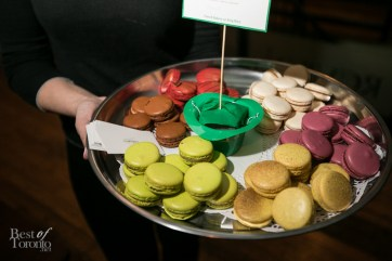 Macarons by Delysees