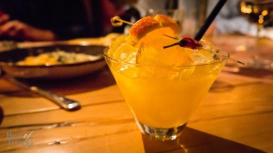 Mango Sting Margarita