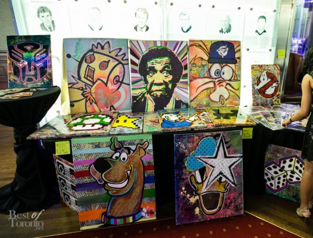 JessGo art available for silent auction