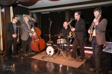The Darren Sigesmund Jazz Quintet