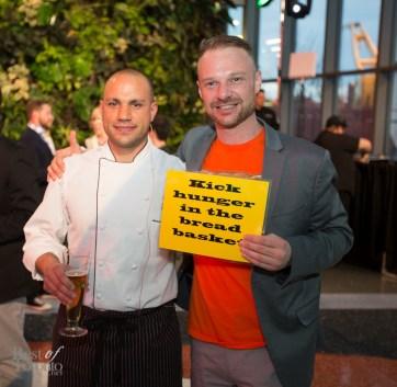 Chef Saverio Macri   Photo: Nick Lee