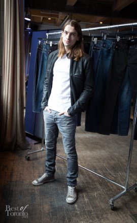 """Wearing """"Sartor: search & destroy"""" with a slouchy skinny fit"""