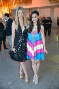 Alison Slight, Candice Chan | Photo: Nick Lee