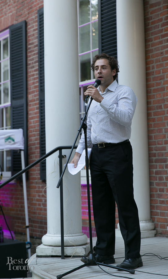 Michael Rubenfeld, Summerworks Artistic Producer