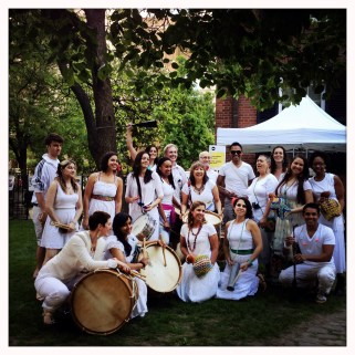 Maracatu You! | Photo by Nellie Chen