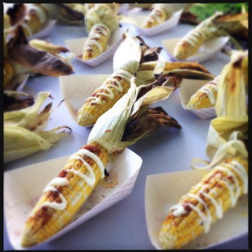 BBQ Street Corn by Fidel Gastro | Photo: Nellie Chen