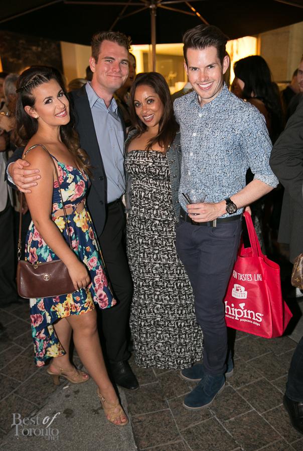 Rachel David, guest, Natalie Deane, Steven Banks