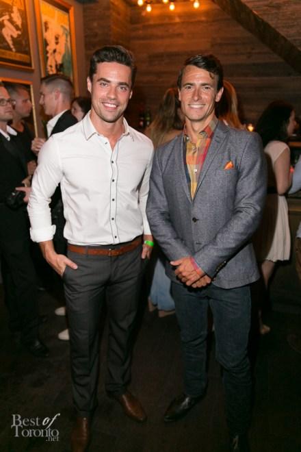 Tim Warmels (Bachelor Canada), Adam van Koeverden (Canadian Olympic Athlete)