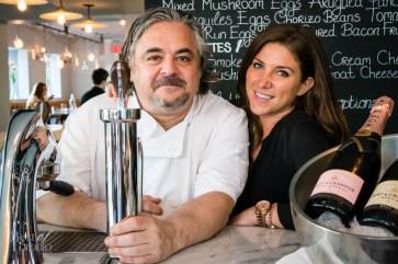 Chef Jo Castrinos
