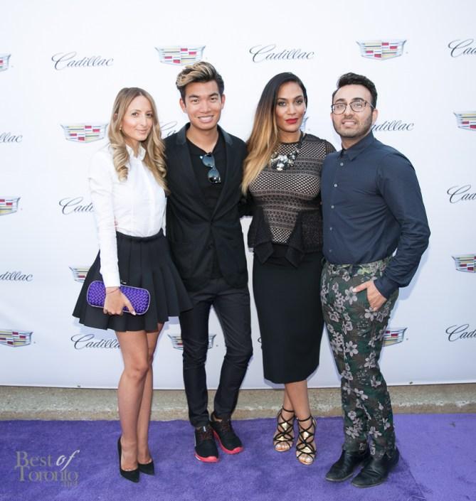 Justine Iaboni, Alexander Liang, Catriona Smart, Sharad Mohan