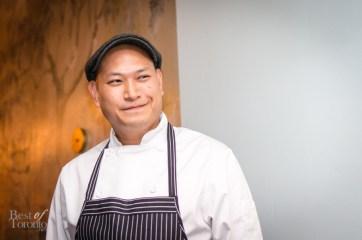Chef Nick Liu