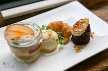 Mini Dessert Tasting