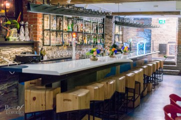 Bar Area | Photo: John Tan