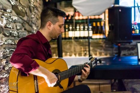 Flamenco Guitarist | Photo: John Tan