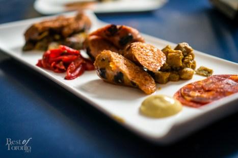 Chorizo Tasting | Photo: John Tan