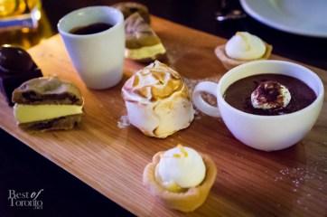 Assortment of desserts | Photo: John Tan