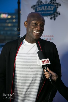Peter Mensah (Spartacus, True Blood, Avatar)