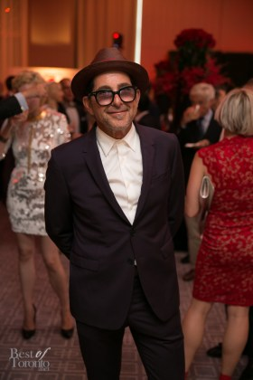 Ray Civello (President of Aveda Canada), named one of Toronto Life's Best Dressed this year