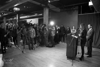 Brittney Kuczynski (CAFA) announces the launch of the new Canadian Fashion Fund