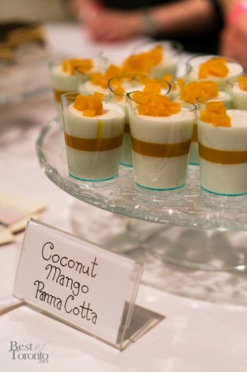 Coconut mango panna cotta, The Sweet Escape Patisserie | Photo: John Tan