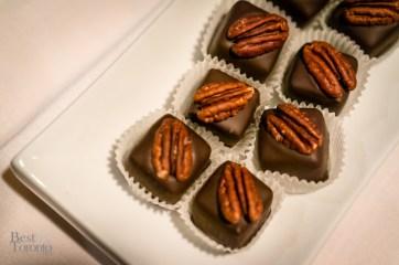 Chocolates, Bonnie Gordon College of Confectionary Arts | Photo: John Tan