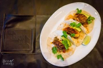 Fish Tacos   Photo: John Tan