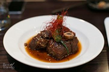 Braised beef short rib | Photo: John Tan