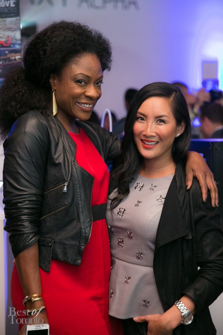 Jully Black, Tanya Kim
