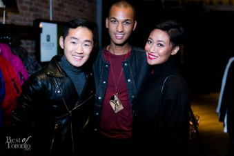 Lance Chung, Tyler Kenny, Justine
