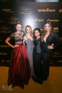 Kirsten Melville-Gray, Christina Mogk, Deborah Lau-Yu, Brittney Kuzynski
