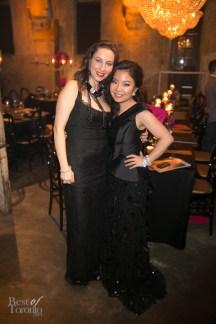 Vicky Milner, Deborah Lau-Yu