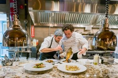 Chef Luca Stracquadanio (right) | Photo: John Tan