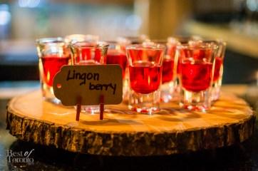 Lingonberry vodka | Photo: John Tan