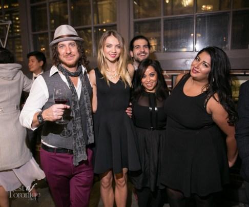 Todd Shapiro, Natalie Dean, Meg Sethi | Photo: Nick Lee