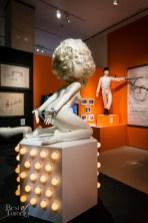 Stanley Kubrick Exhibition   Photo: John Tan