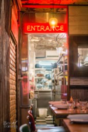 Entrance to the kitchen   Photo: John Tan