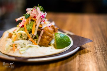 Baja Fish Taco | Photo: John Tan