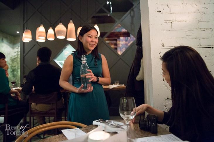 Evelyn Wu, partner at Borealia