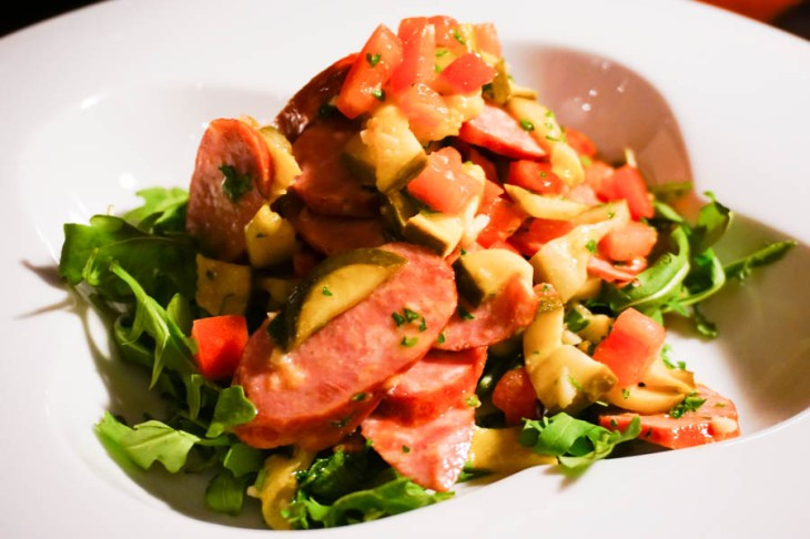 Wurst Salad
