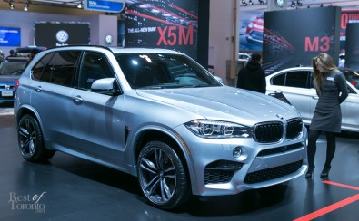 The all-new BMW X5M