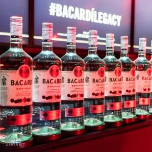 The new Bacardí bottles