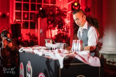 Calgary finalist Jimmy Nguyen | Cocktail: Cuban Cola