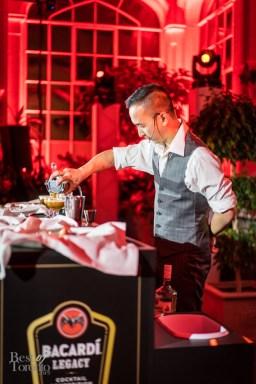 Calgary finalist Jimmy Nguyen   Cocktail: Cuban Cola