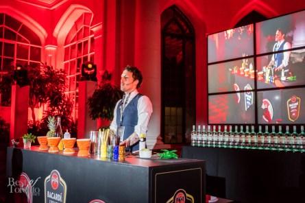 Halifax finalist Shane Beehan | Cocktail: Golden Glow
