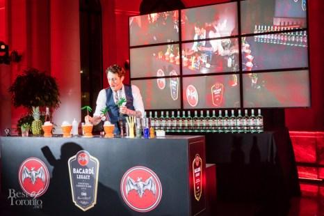 Halifax finalist Shane Beehan   Cocktail: Golden Glow