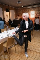 Casie Stewart shows us her Converse Andy Warhol Collection shoes