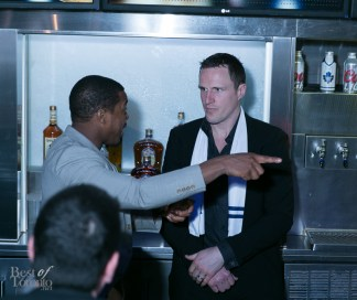 Kyle Lowry, Dion Phaneuf