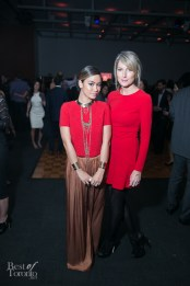 Candice Chan, Alison Slight