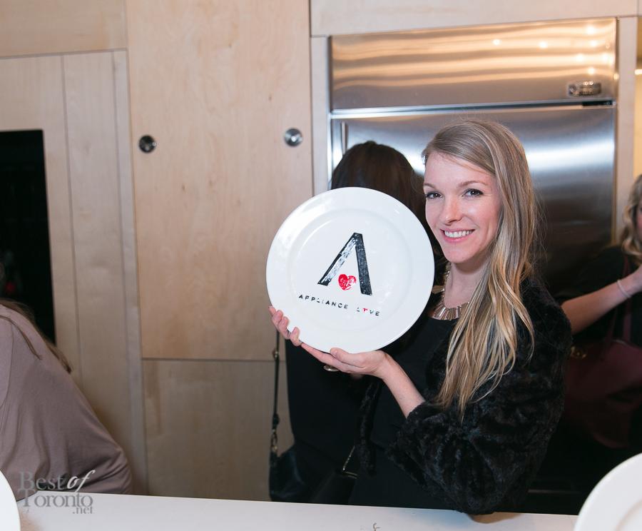 Jacqueline Poirier (The Crazy Plate Lady)