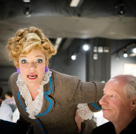 Imogen Miller Porter as Sybil